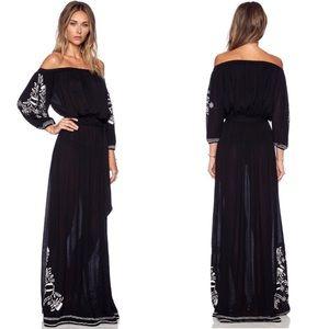 Tularosa Vivianne Embroidery Dress